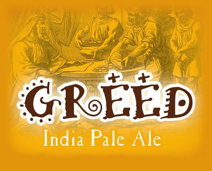 Greed India Pale Ale