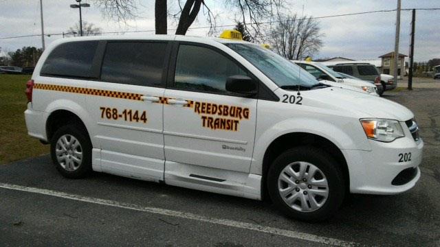 Reedsburg transportation