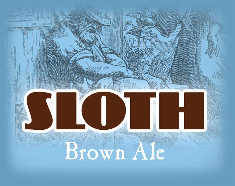 Sloth Brown Ale