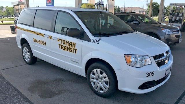 Tomah Transit transportation