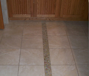Tile Flooring Pattern Design