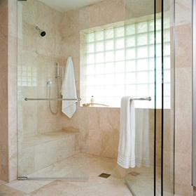 bathroom tile installation in minnetonka, excelsior, hopkins, mn