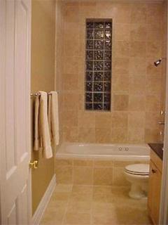 Custom Shower Tile Installation